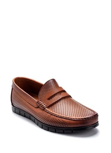 Derimod Erkek Ayakkabı(3201-3) Casual Taba